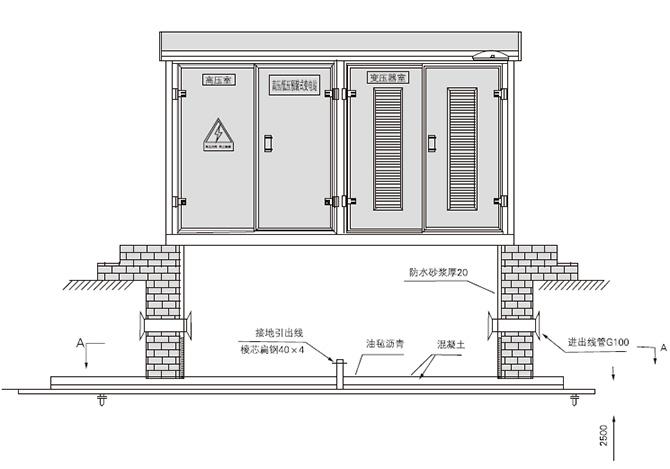 预装式变电站7